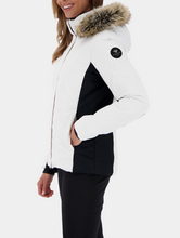 Load image into Gallery viewer, Tuscany ll Jacket - White