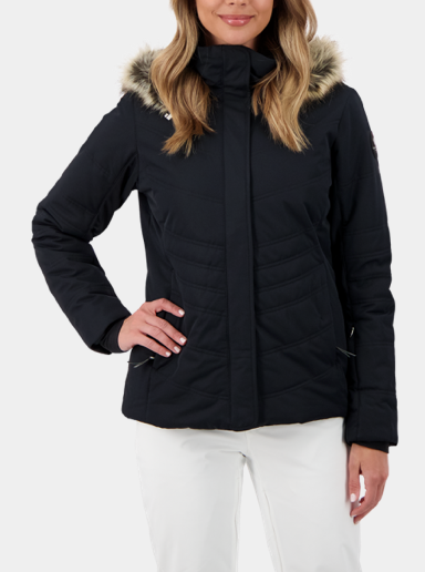 Tuscany ll Jacket - Black