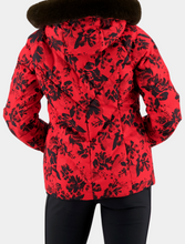 Load image into Gallery viewer, Bombshell Jacket - Hibiscus Tincture
