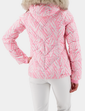 Load image into Gallery viewer, Bombshell Jacket - Neon Zebra