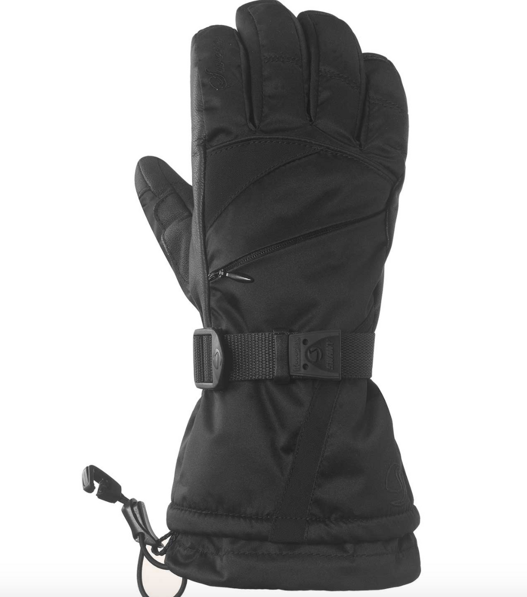 W's X-THERM GLOVE (white & black)
