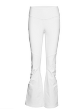 Load image into Gallery viewer, WOMEN'S SNOGA PANTS (white & black)
