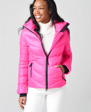 Load image into Gallery viewer, SASSY DOWN SKI JACKET in Pink