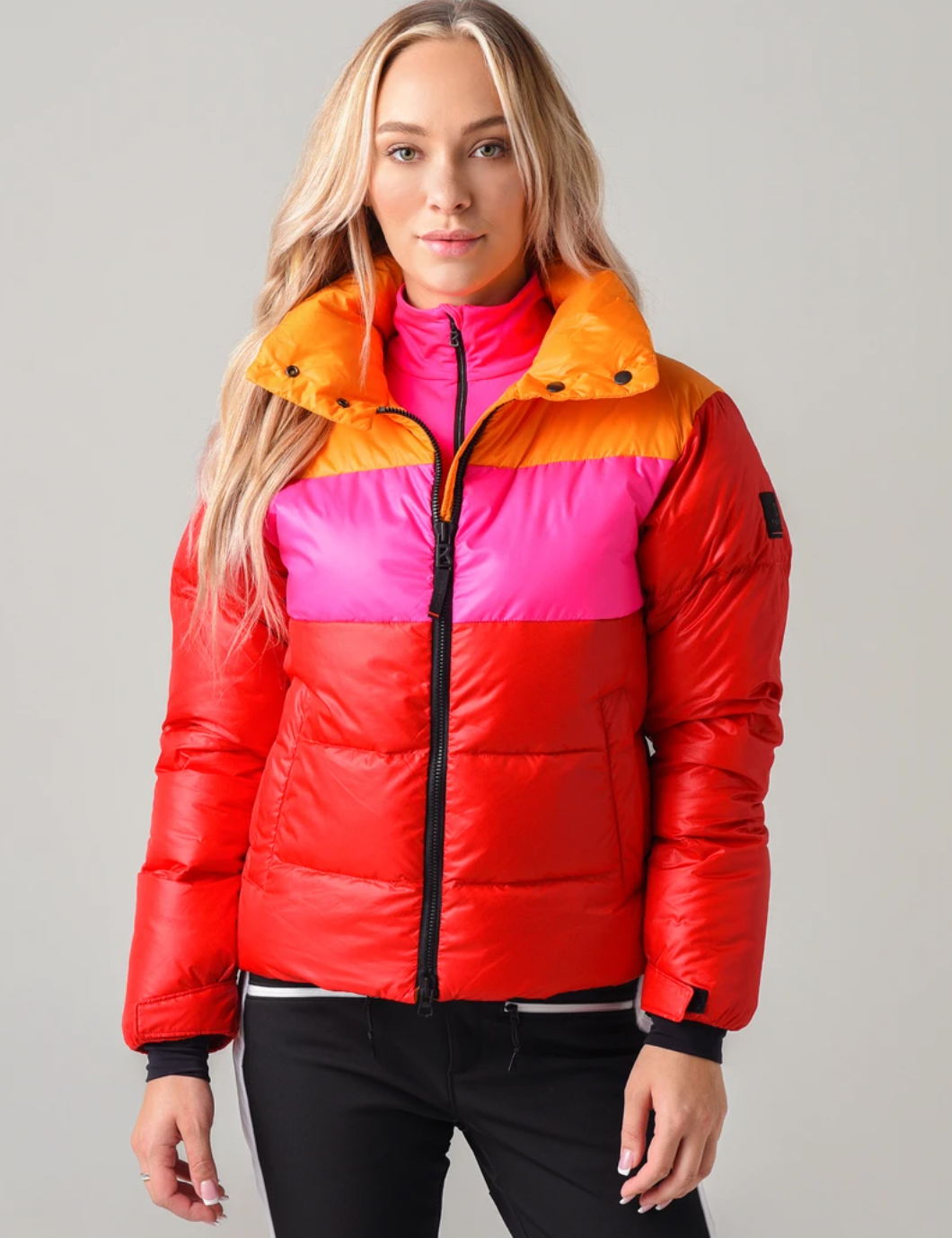 WOMEN'S GARDA DOWN SKI JACKET