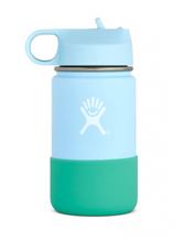 Load image into Gallery viewer, Hydro Flask Kids 12oz Wide Mouth with Easy Sip Straw Lid