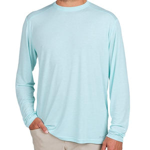 Free Fly Men's Lightweight Bamboo Long Sleeve