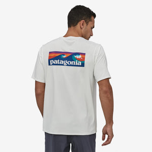 Capilene® Short-Sleeve Cool Daily Graphic Shirt (more colors)
