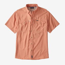 Load image into Gallery viewer, Patagonia Short Sleeve Men's Sol Patrol II Shirt (more colors)