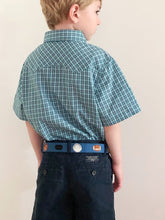 Load image into Gallery viewer, Smathers & Branson Kid's Needlepoint Belt More Colors Available!