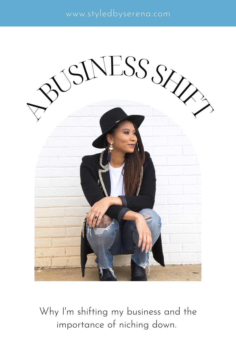 Personal Styling Branding Business
