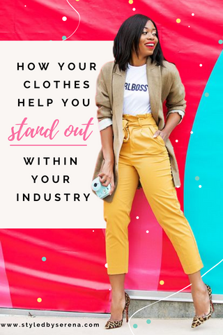 how to stand out in your industry
