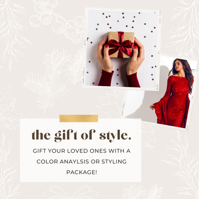 the gift of style - Gift Card