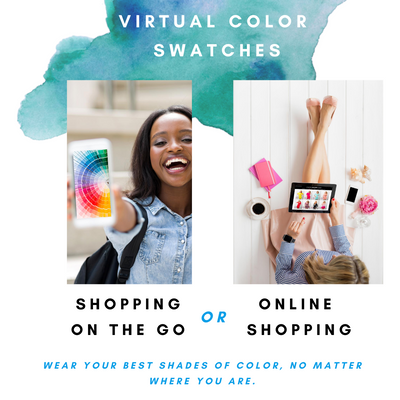 Color Swatches |  Virtual