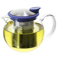 Bola Glass Tea Pot 25 oz.