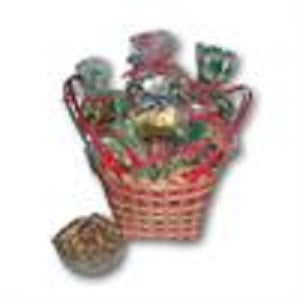 Holiday 'Party Favor' Basket