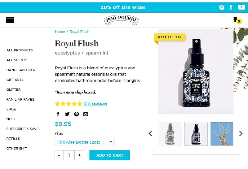 best-practices-shopify-product-pages-poo-pourri