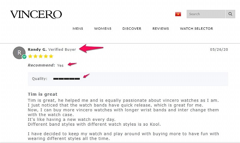 user-generated-content-vincero-review