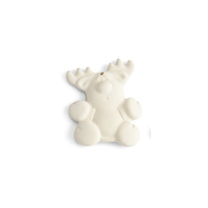Reindeer Flat Ornamant - Any 5 for $40