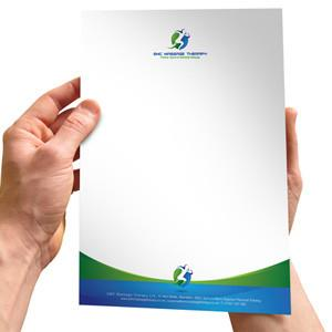Letterheads Full Color | Business Letterheads| Design and Printing 250 Letterheads / 1 Side Print / Letter, letterheads - Novo Productions, Novo Productions