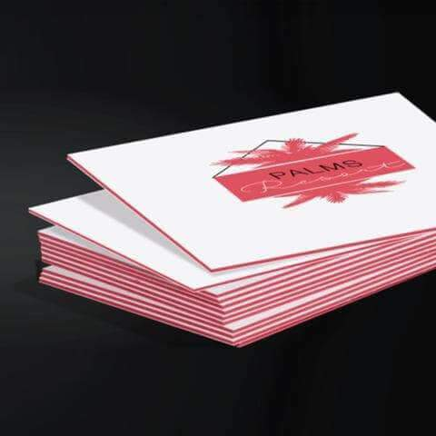Triple-Layered Business Cards