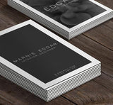 Triple-Layered Business Cards  | Custom Printing | Fast Shipping