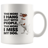 I Miss My Dog Coffee Mug, 11oz