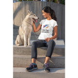 I Save Dogs, What Is Your Superpower, Short-Sleeve Unisex T-Shirt