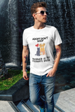 Adopt Don't Shop Rescued Is My Favorite Breed on Short-Sleeve Unisex T-Shirt