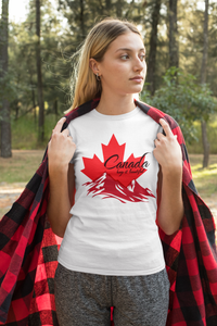 Canada Keep It Beautiful Unisex Cotton T-shirt