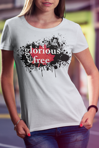 Glorious & Free Unisex Cotton T-shirt