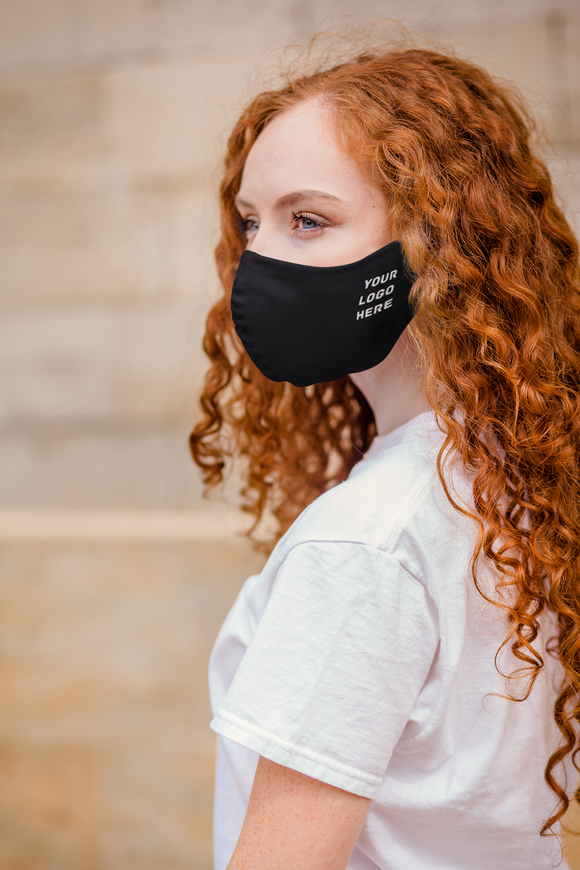 Customized Logo | Protective Reusable Face Mask | Made In Canada