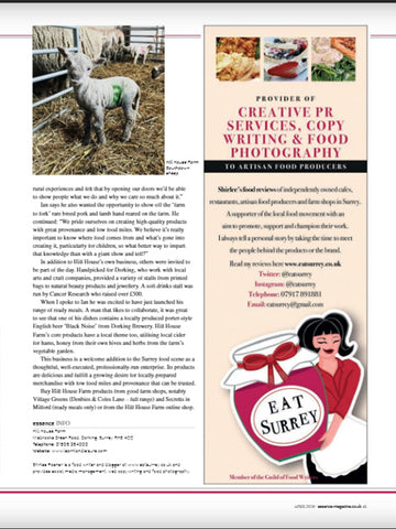 Hill House Farm in Surrey magazine - page 2