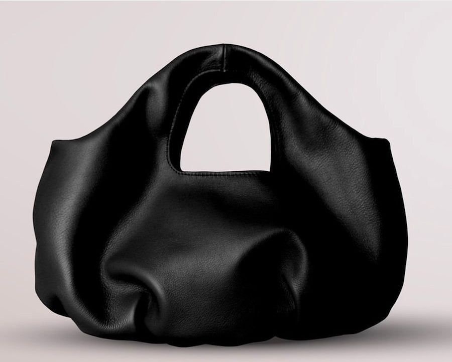 BUTTER MINI SHOPPER BLACK