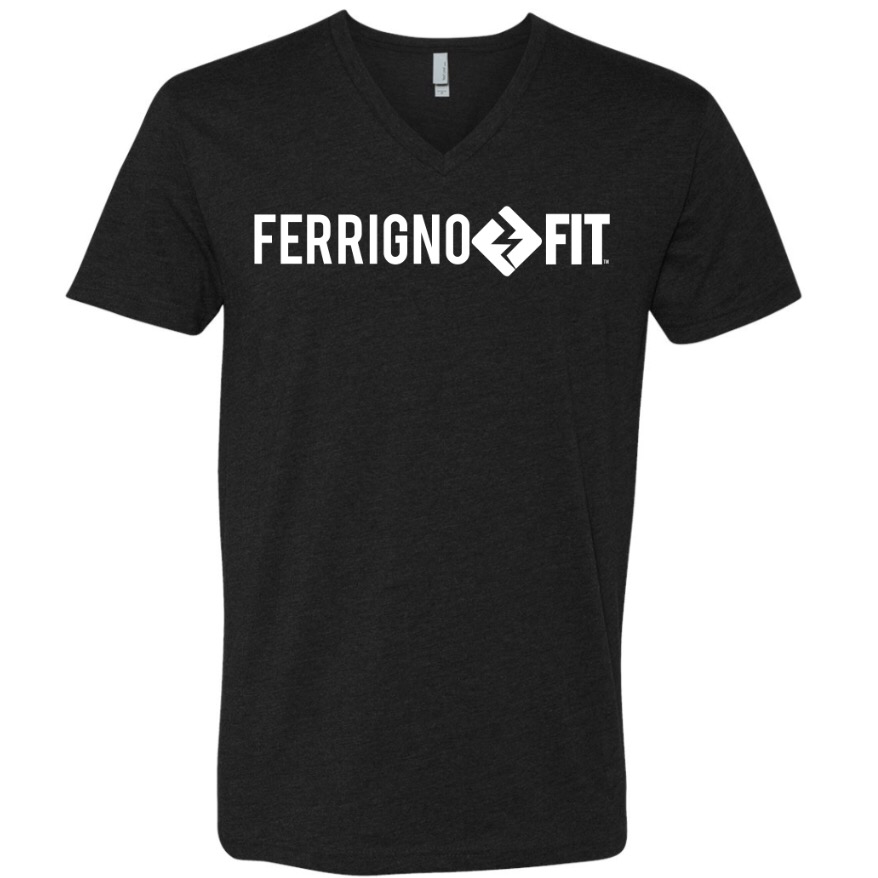 Ferrigno FIT v-neck T-shirt