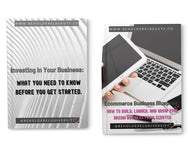 Investing in your Business Bundle (immediate download)