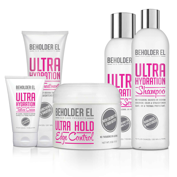 Beholder EL Beauty Hair Care Set