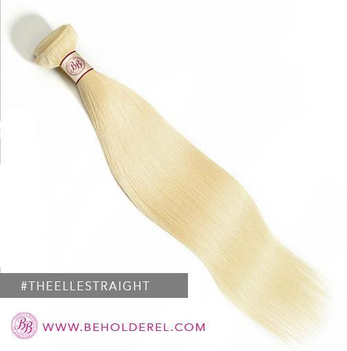 European Straight<br>( The Elle Straight )