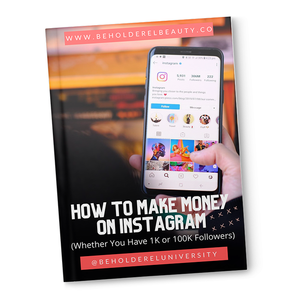 Make Money on Instagram (immediate download)