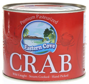 Freshly Canned Crab Meat ( Jumbo lump meat)