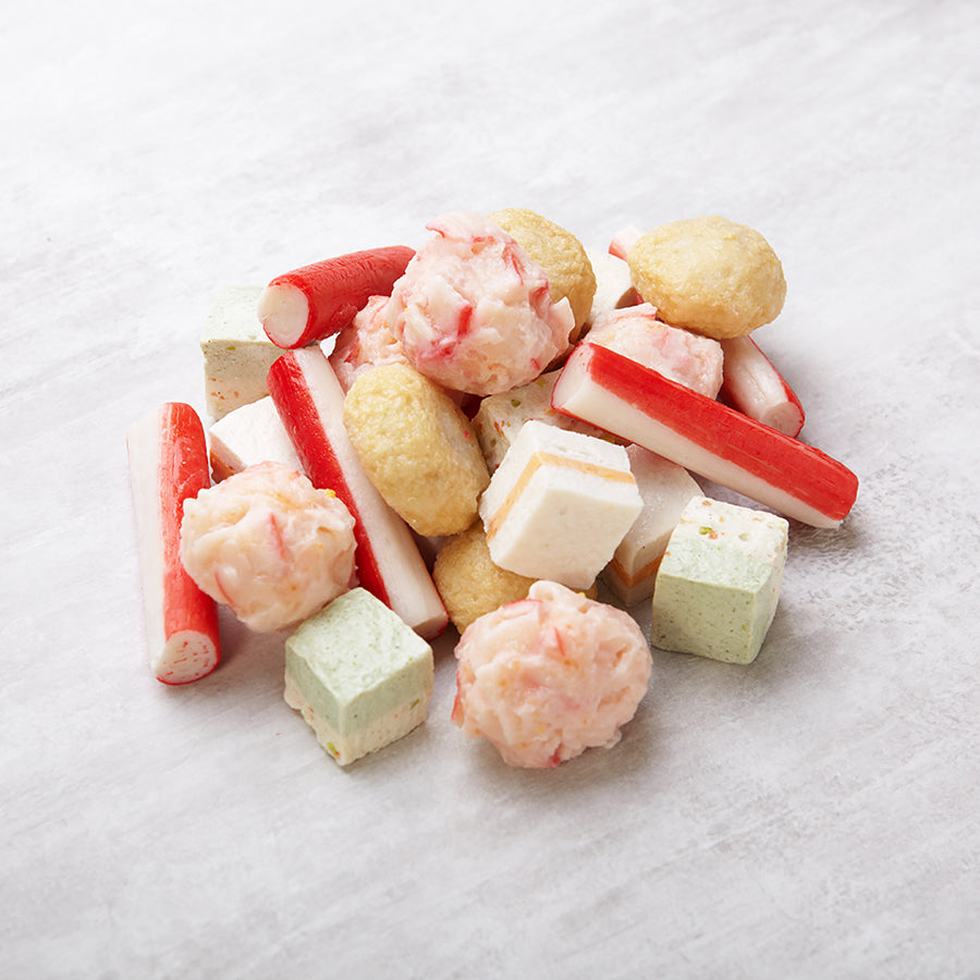 Surimi Steamboat Selection (500g)
