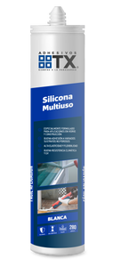 Silicona Multiuso 280 ml