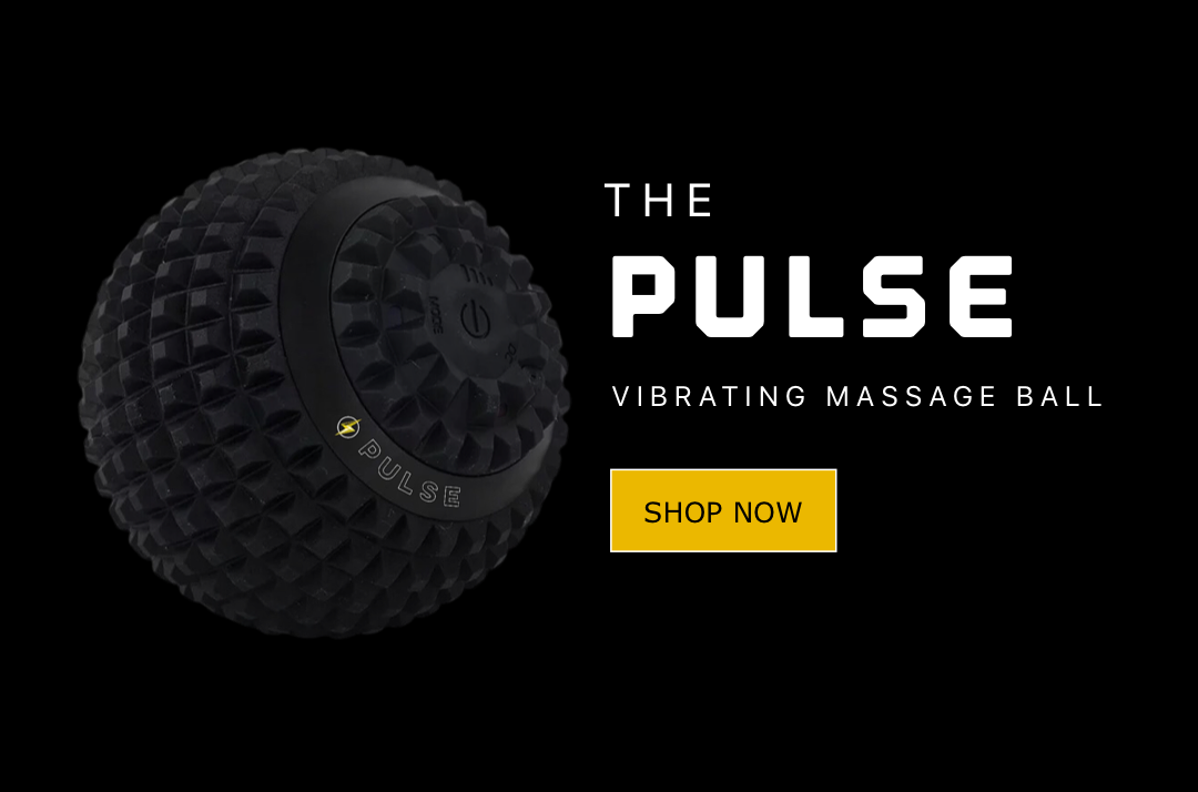 THE PULSE VIBRATING MASSAGE BALL -- PROCUSSION RECOVERY