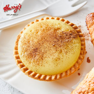 Custard Tart Box - Harry's Delivery
