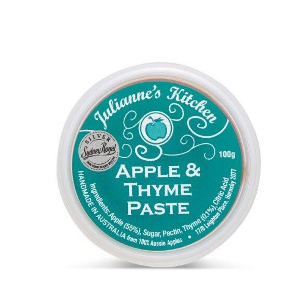 Julianne's Kitchen Apple & Thyme Paste - Harry's Delivery