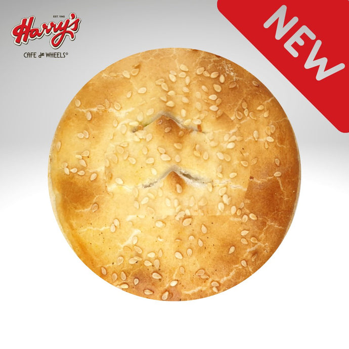 Minced Chicken & Leek Pie - Harry's Delivery