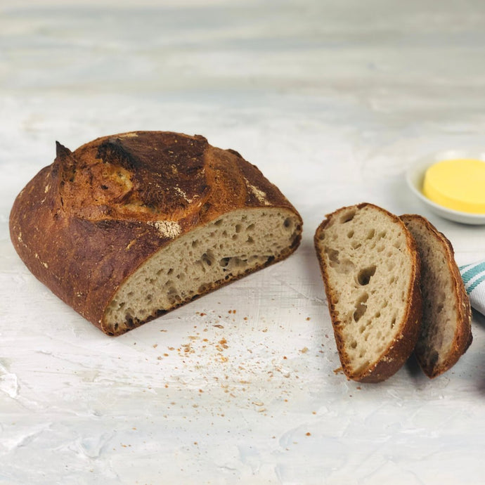 Buckwheat Sourdough Bread - Harry's Delivery
