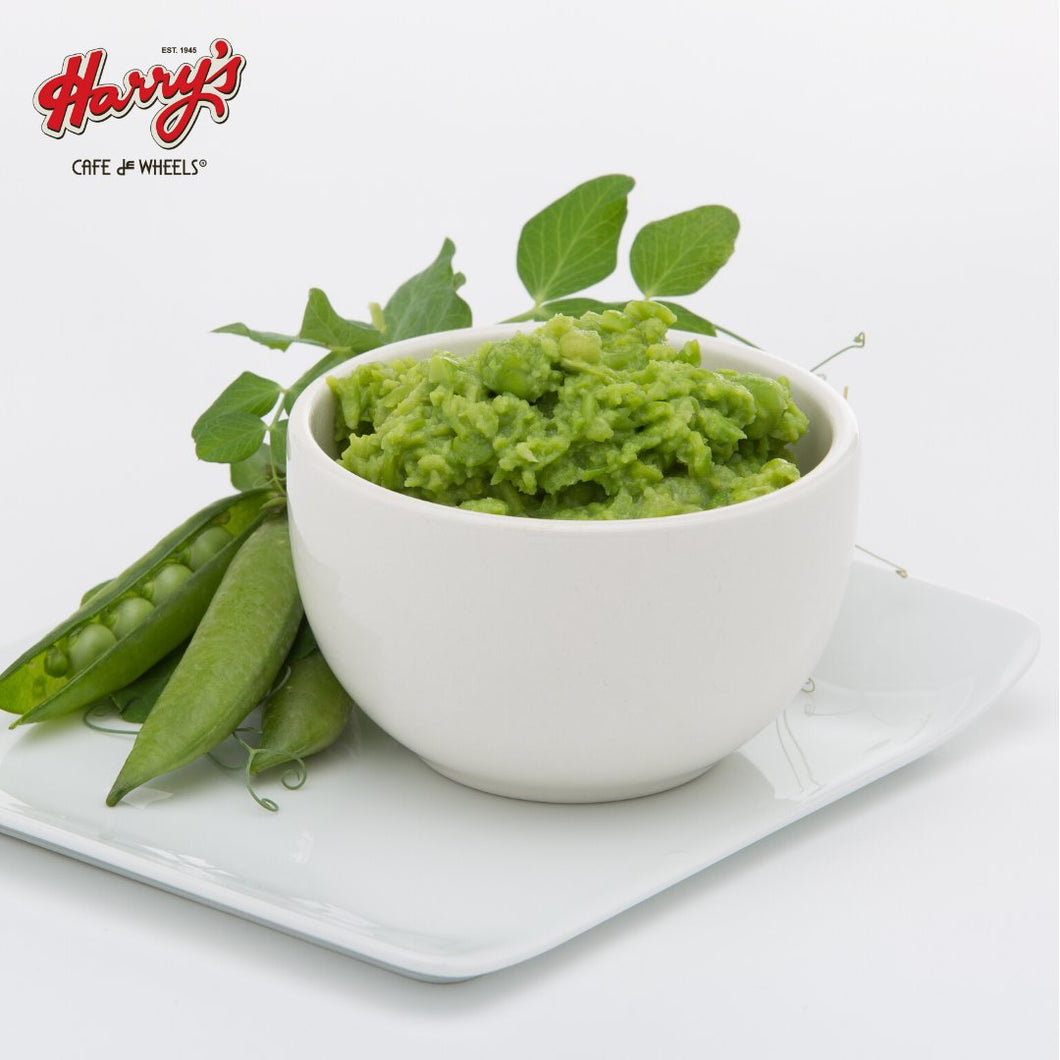 Mushy Peas - Harry's Delivery