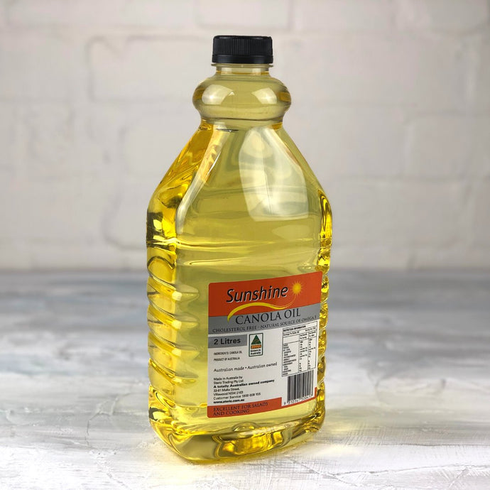 Canola Oil - Harry's Delivery