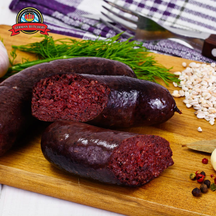 Black Pudding - Harry's Delivery