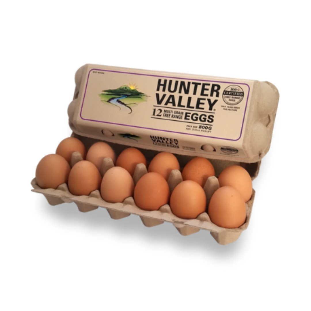 Hunter Valley Free Range Eggs - Harry's Delivery